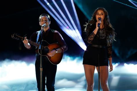 The voice top 20 bring their own style to this iconic performance. The Voice: Live Finale Photo: 2361241 - NBC.com