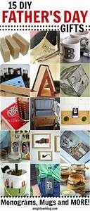 15 Fabulous DIY Father's Day Gifts | A Night Owl Blog
