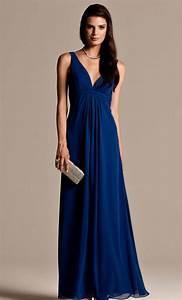 royal blue bridesmaid dress something a little more With long blue dresses for weddings