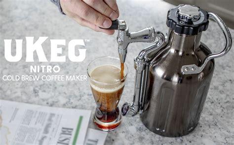 Should i buy this coffee machine? Amazon.com: GrowlerWerks uKeg Nitro Cold Brew Coffee Maker ...
