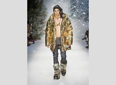 MOSCHINO FALL WINTER 201516 MEN'S COLLECTION The Skinny