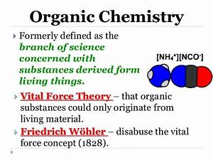 Organic Chemistry Complete  Pre