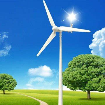3kw2kw Small Wind Turbine For Home Use,renewable Energy