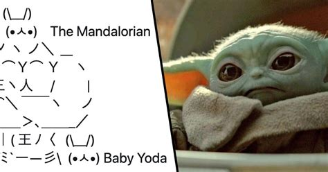 40 Memes About 'Baby Yoda' on 'The Mandalorian' Prove He's ...