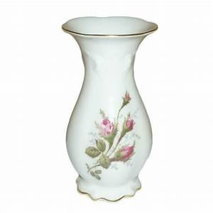 Rosenthal Vasen Alt : rosenthal sanssouci moosrose elfenbein vase ~ Michelbontemps.com Haus und Dekorationen