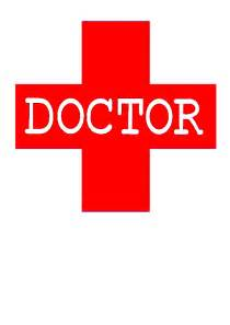 Doctor Sign Clip Art
