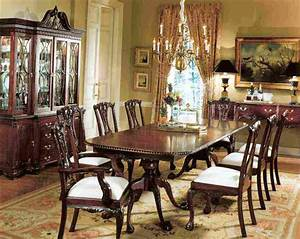 Mahogany Dining Room Chairs - Decor IdeasDecor Ideas