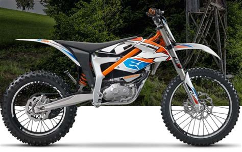 Freeride E-sx 2017 Ktm Best Electric Powered Dirt Bike