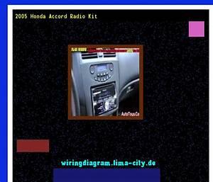 2005 Honda Accord Radio Kit  Wiring Diagram 175231