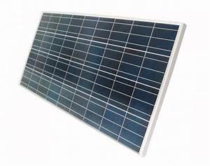 Solarzelle Für Gartenhaus : solarmodul 130watt 12volt solarpanel polykristallin ~ Lizthompson.info Haus und Dekorationen