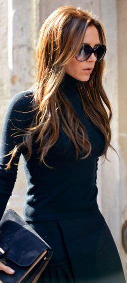 victoria beckhams hair     styles