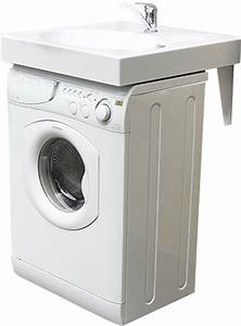 Petit Lave Linge Pour Studio : lavabo gain de place lavabo asym trique vasques gain de ~ Carolinahurricanesstore.com Idées de Décoration
