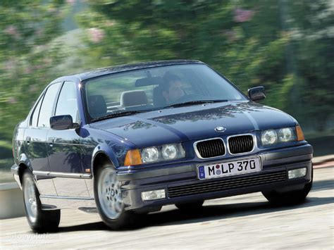 Bmw 3 Series Sedan (e36)  1991, 1992, 1993, 1994, 1995