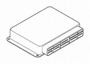 2000 Bmw 328ci Exch Basic Control Unit Dme  Ms42   Flash  Units  System  Electrical  Cotrol