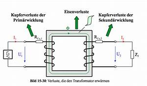 Kurzschlussstrom Trafo Berechnen : elektronik kurs leistungs bertragung wirkungsgrad ~ Themetempest.com Abrechnung