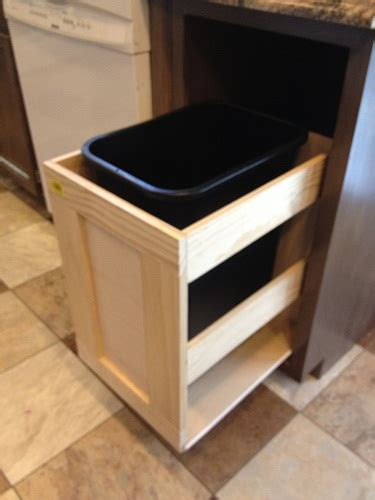 kitchen corner cabinet trash can pull out awesome cabinet trash pull out 10 kitchen cabinet pull