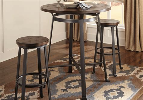 Dining Room With Bar by Challiman Bar Height Dining Set With 2 Stools