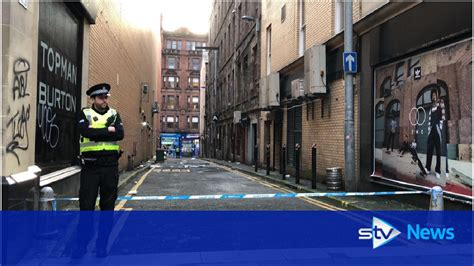 Man Arrested After Alleged Sex Attack On Teenage Girl
