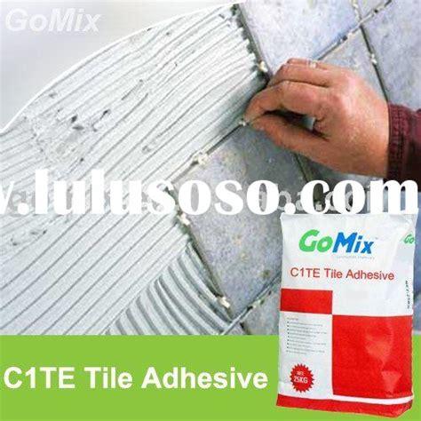 ceramic tile adhesive vs thinset ceramic tile adhesive vs