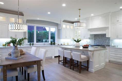 white kitchen cabinets ideas for countertops and backsplash 30 beautiful white kitchens design ideas designing idea