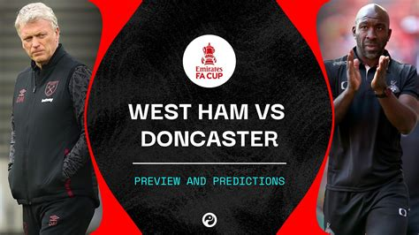 West Ham vs Doncaster live stream: How to watch FA Cup online