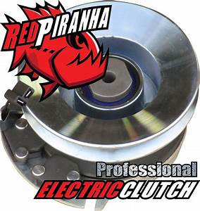 Red Piranha Professional Pto Electric Clutch Mtd Cub Cadet