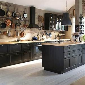 15, Beautiful, Black, Kitchens, The, Hot, New, Kitchen, Color, -, Page, 13, Of, 17