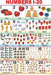 8 Best Images Of Printable Number Chart To 20