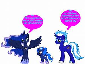Filly Princess Luna