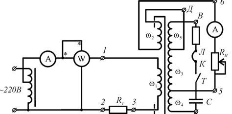 Работа на активноиндуктивную нагрузку Судовая и промышленная электроника