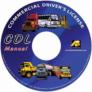 Software  U0026 Video   Commercial Driver U2019s License  Cdl  Manual