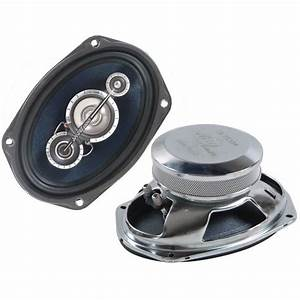 Haut Parleur Elliptique : paire haut parleurs voiture 15x23cm sphere audio sah6904 1200w achat vente haut parleur ~ Maxctalentgroup.com Avis de Voitures