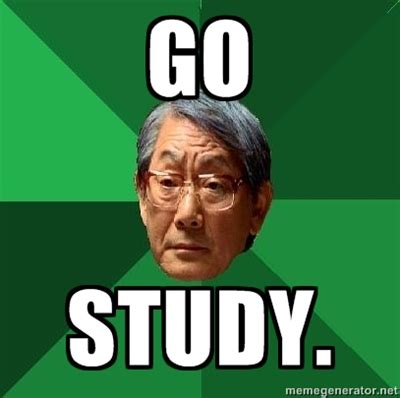 Study Memes - you should be studying