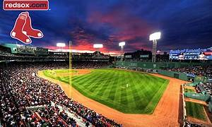 Boston Red Sox Ticket - Boston Red Sox   Groupon