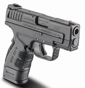 Springfield Armory Xd9 Mod 2 Subcompact Pistol