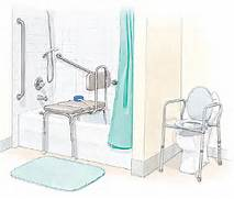 Bathroom Showing Safety Equipment Hand Held Showerhead Grip Bars Bath Bench Back Bathroom Safety Equipment Nova Medical Produc BATHTUB SAFETY PRODUCTS Bathroom Design Ideas Lehan Home Medical Bathroom Safety Equipment