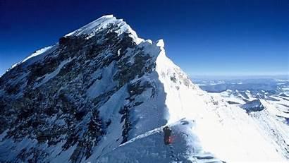 Everest Mount Desktop Backgrounds Britoff Sveta Vrha