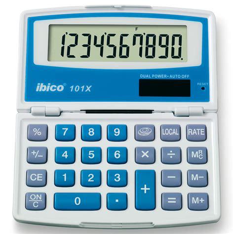 fourniture de bureau ibico 101x ib410024 achat vente calculatrice sur