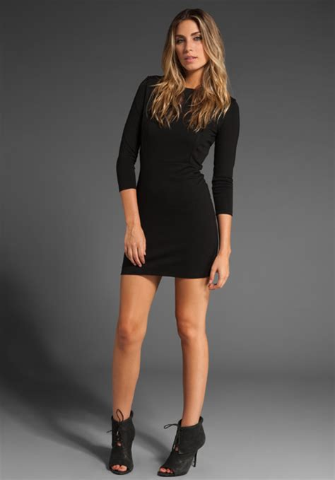 Long Sleeve Mini Dress Picture Collection