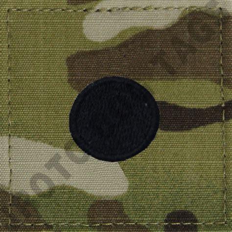 lt army ocp uniform rank