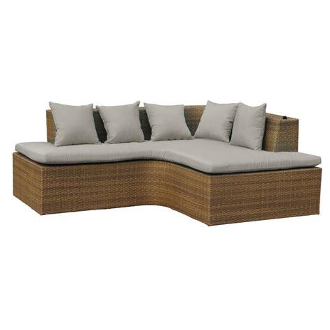 gartenmöbel set lounge lounge set gartenm 246 bel set aus polyrattan wetterfest und uv best 228 ndig hawaii ebay