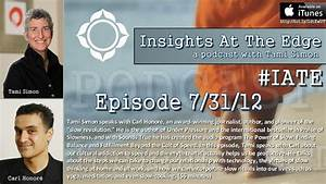 Carl Honoré – Insights At The Edge Podcast w/Tami Simon (# ...