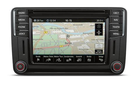 navigationssystem discover media radio und navi vw california