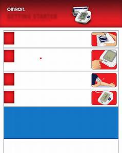 Omron Blood Pressure Monitor Hem