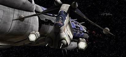 Gunship Space Clone Republic Trooper Starwars Cr