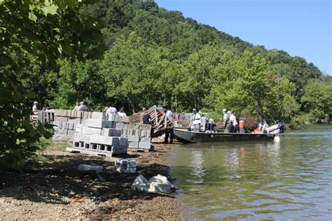 Boat Storage Near Cave Run Lake u s forest service temporarily closing cave run boat