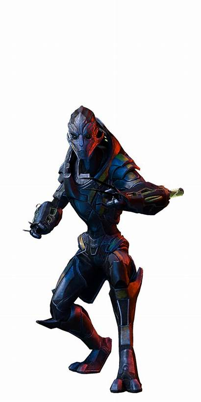 Cabal Vanguard Me3 Turian Multiplayer Mass Effect