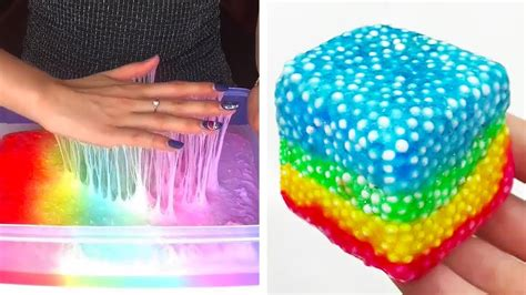 The Most Satisfying Slime Asmr Videos Oddly Satisfying