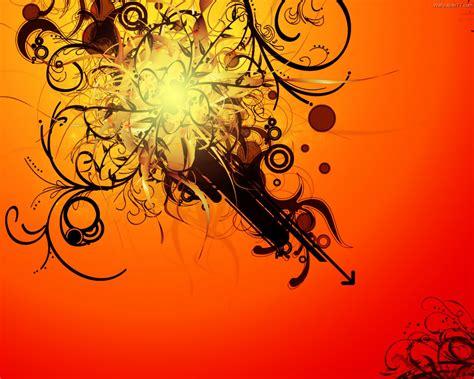 wallpaper abstrak keren  cantik  gambar