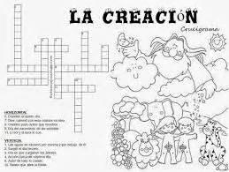 Pin on CREACIÓN ADÁN Y EVA